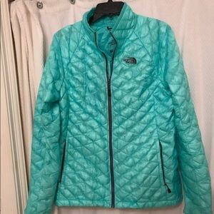 North face thermo jacket
